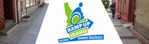 logo ramp up idaho